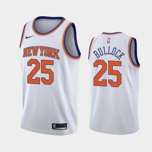 New York Knicks Reggie Bullock Jersey